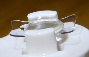 Intraocular-lens-in-holder